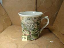Country Houses Coffee Mug (Used/EUC)
