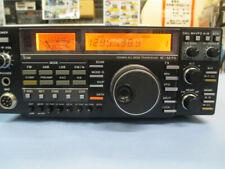 ICOM IC-1275 1200MHz All Mode transceiver Amature Ham Radio Japan black working