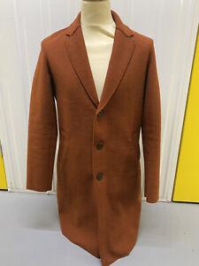Zara Overcoat Mens Size Medium