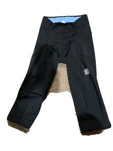 men's Novara cycling shorts black S SMALL padded Capris