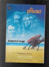 The Prisoner Shattered Visage trade tpb 1st print Patrick McGoohan DC Comics