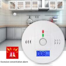 1 Gaswarner Alarm Kohlenmonoxidmelder Kohlenmonoxid CO Alarm Melder 110x38mm F0
