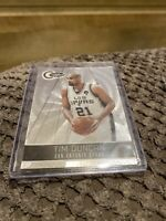 2010-11 Totally Certified #116 Tim Duncan /1849 San Antonio Spurs