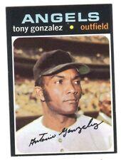 1971 Topps #256 Tony Gonzalez