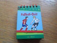 Kinder Fussball-Quiz