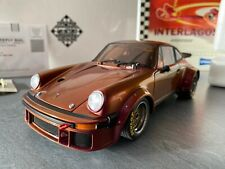 PORSCHE 911 934 RSR TURBO 1976 EXOTO 1/18 Interlagos Fire Standox