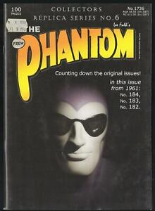 FREW PHANTOM COMIC #1736 COLLECTORS REPLICA Series No.6 - 100 pages