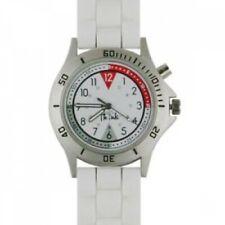 Unisex Nurse - Medical Watch White Silicone Band