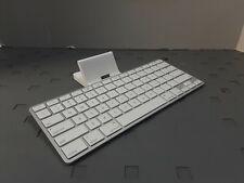 Apple iPad Docking Station Keyboard Model: A1359