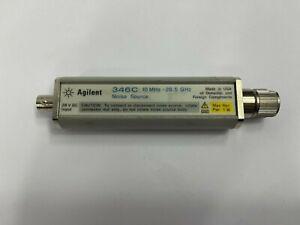 Agilent 346C  26.5 GHz Noise Source *Tested*