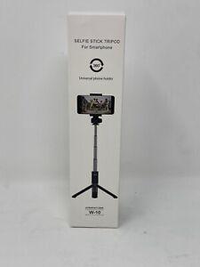 Wireless Extendable Selfie Stick Monopod Remote Shutter Smart Phone Tripod Kit