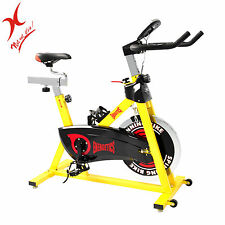 ENERGITICS EXERCISE SPIN BIKE - 18kg FLYWHEEL - 45KG Bike COMMERCIAL GRADE