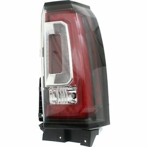 2015-2020 GMC Yukon Rear Tail Light Lamp Assembly RH RR Right Passenger Side