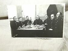 1936 Pre World War II 7 Identified Soldiers NAMES Germany Latvia Real Photo