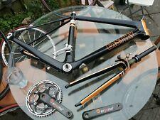Carbon Bike Frame And Forks