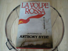 La volpe rossa Anthony Hyde