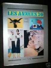 Frank, Nino. :Les Annees 30.