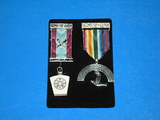 Masonic Regalia - Soft Jewel Pad/ Pocket Holder - FREE POSTAGE