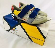 Look Carbon Road Bike Shoes Vintage NOS NIB L' Eroica Size 5