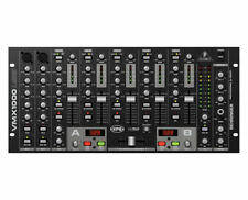 Behringer VMX1000USB 7-Channel Rackmount DJ Mixer with USB/Audio Interface