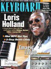 Keyboard Magazine September 2001 Loris Holland, Emagic EVP88, Remix Clinic
