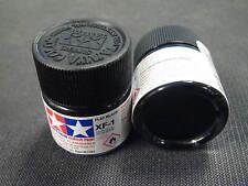 "Tamiya ""Mini"" Acrylic model paint - XF-1 81701 Flat Black (flat)"