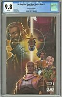 We Only Find Them When They're Dead 1 CGC 9.8 Sad Lemon Comics Edition Skan