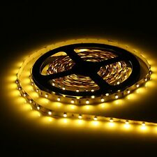 US Non-waterproof 5M/16.4 Ft LED 5050 3528 RGB Strip Light Set Flexible Dimmable