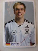 2014 World Stars Philipp Lahm team Germany Bayern Munich RARE