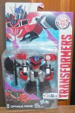 Transformers Robots in Disguise OPTIMUS PRIME Mosc New Warrior 2015 Tru Rid