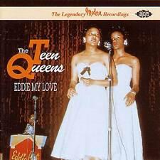 The Teen Queens - Eddie My Love (CDCHD 581)