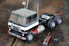 Vintage Ertl IH International Harvester Truck Model Kit Built toy Original B