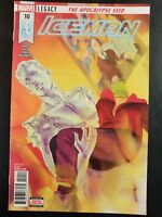 ICEMAN #10 (2018 MARVEL Comics) ~ VF/NM Comic Book