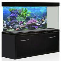 Underwater Coral Aquarium Background Poster Fish Tank Backdrop Sticker