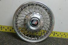 "OEM GM 14"" Hub Cap Wheel Cover 10180834 1986-90 Buick Century Skylark (1069)"