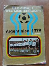 Campionati mondiali Argentina 1978 BLOC NOTES
