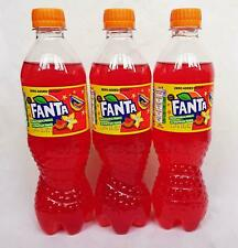 3 x NEW FANTA Watermelon, Melon & Starfruit Flavor Soda Limited Edition 500ml