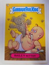 2004 Topps Garbage Pail Kids Series 2 Trading Card #31b-Bailey Button