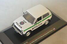 IST 118 -  Lada Niva (VAZ 2121) Slovak Republik Police 1993 1/43