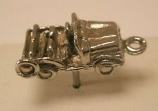 -WWII Willys MB Jeep Vintage Tie Tack Lapel Pin
