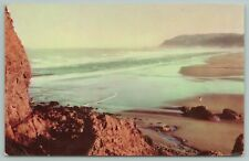 Ecola State Park Oregon~Cannon Beach~Vintage Postcard