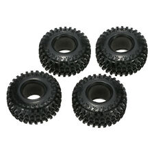 """4 X 2.2"""" 125mm 1/10 Scale Tires for RC4WD Axial SCX10 RC Rock Crawler ED"""