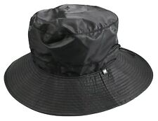 Masters Shaped Waterproof Golf Bucket Hat With A Wide Brim And Long Tail
