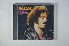 ORCHESTRA HARLOW Salsa LATIN CD FANIA SALSA ORIGINAL NO STEREO LOGO AT COVER