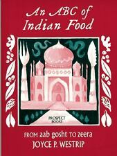 ABC OF INDIAN FOOD NEW PAPERBACK BOOK
