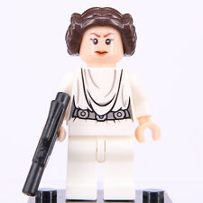 Star Wars Princess Leia Super Hero Mini Figure Fits With Lego Building Toy