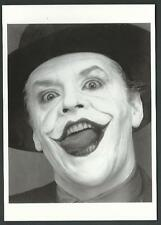 Jack Nicholson, London 1988 - cartolina - Fotografato da Herb Ritts