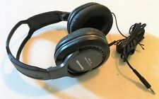 Panasonic headphone black RP-HT260  (free shipping)