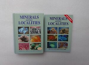 Minerals and Their Localities, 2 volumes,   J. H.  Bernard + J. Hyrsl