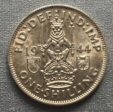 More details for 1944 george vi scottish shilling . uncirculated condition simply superb